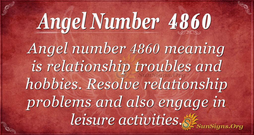 4860 angel number