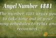 4881 angel number