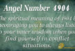 4904 angel number