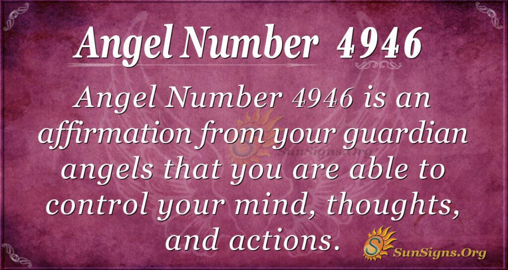 4946 angel number