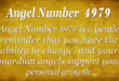 4979 angel number