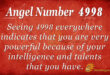 4998 angel number