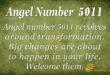 5011 angel number