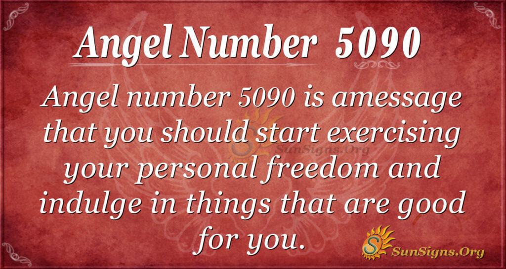 5090 angel number
