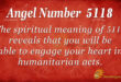5118 angel number