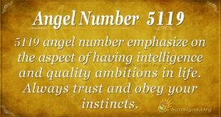 5119 angel number