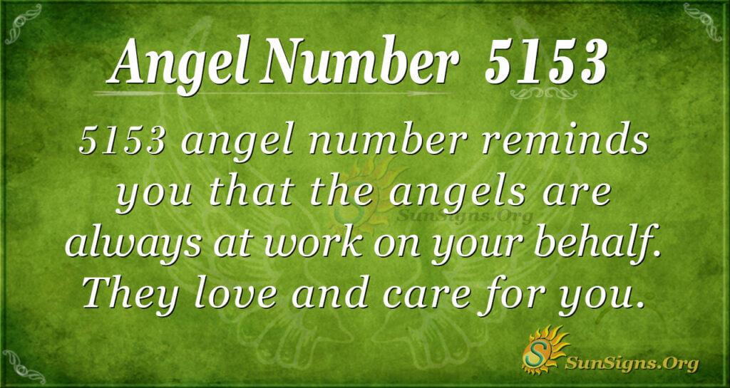 5153 angel number