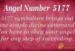 Angel number 5177