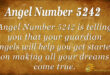 5242 angel number