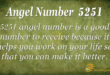 5251 angel number