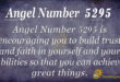5295 angel number