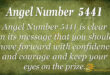 5441 angel number