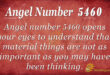 5460 angel number
