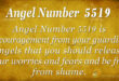 5519 angel number