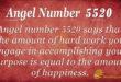 5520 angel number