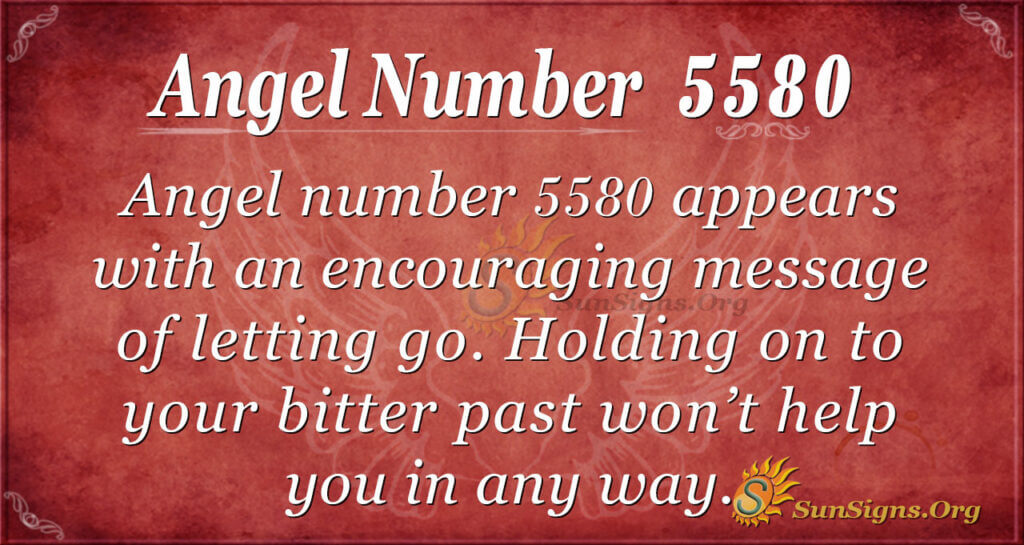 5580 angel number