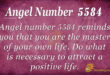 5584 angel number