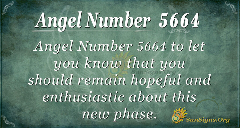 5664 angel number