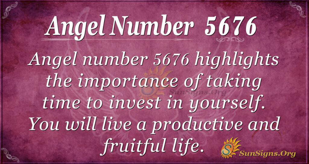 5676 angel number