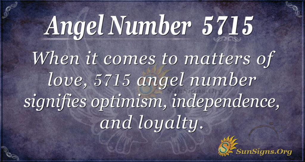 5715 angel number