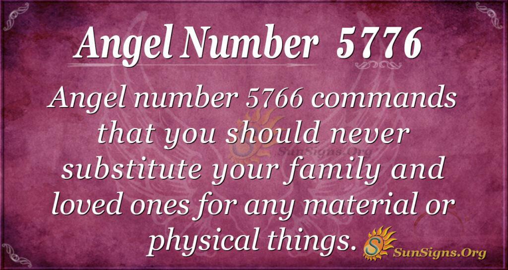 5766 angel number