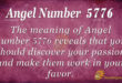 angel number 5766