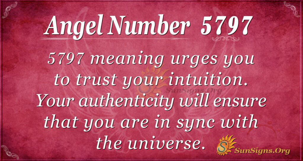 5797 angel number