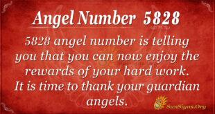 5828 angel number