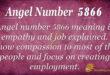 Angel number 5866