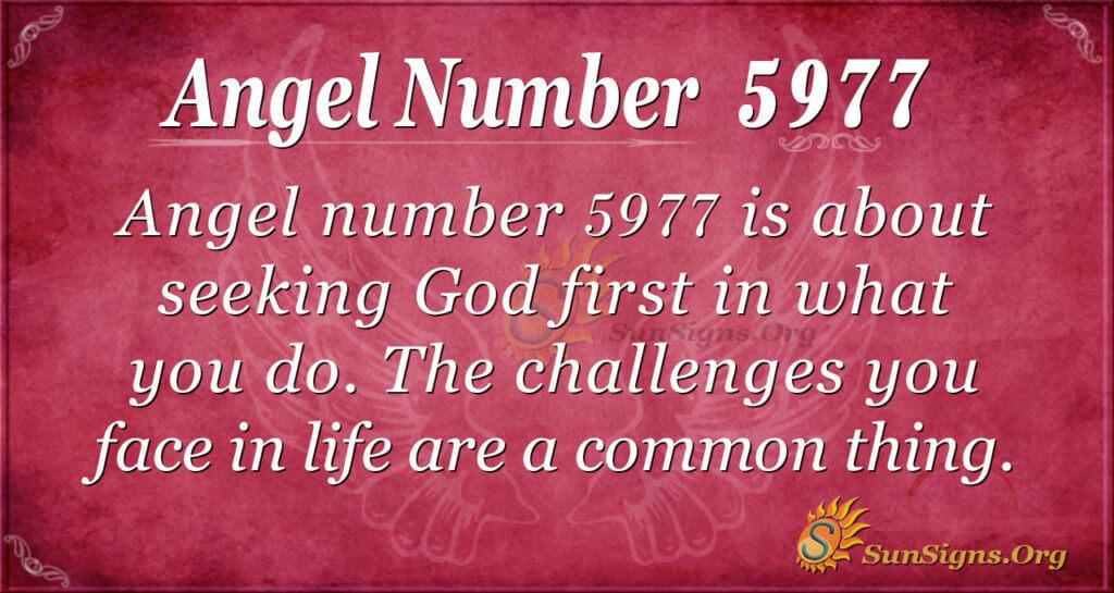 5977 angel number