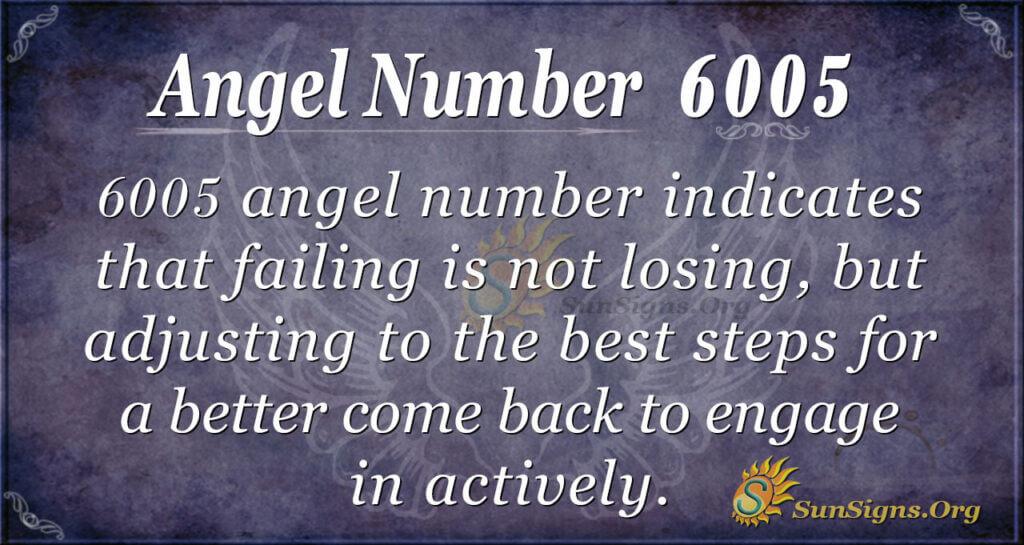 6005 angel number
