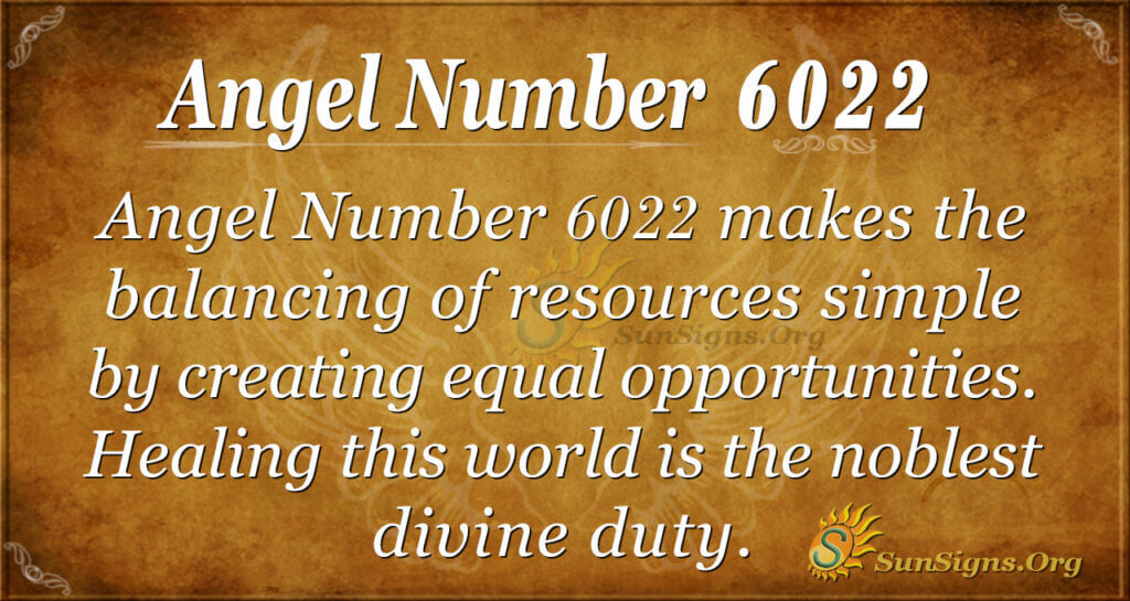 angel number 6022