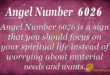 Angel Number6026
