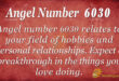 6030 angel number