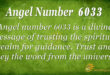 Angel number 6033