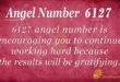 Angel number 6127