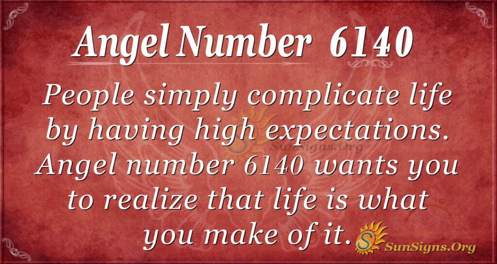 6140 angel number