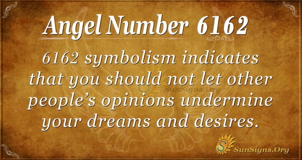 6162 angel number