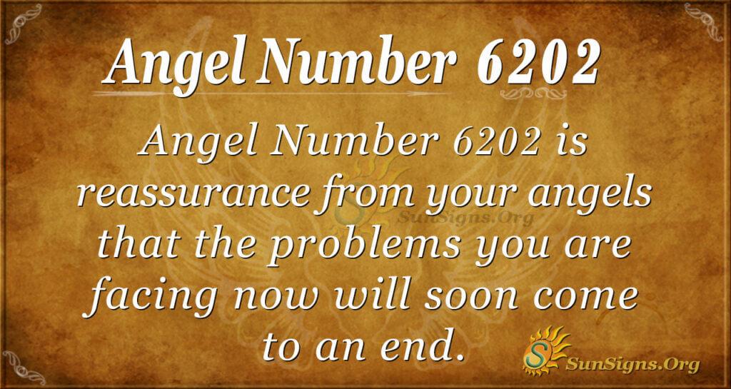 Angel Number 6202