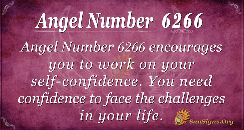 6266 angel number