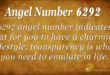6292 angel number
