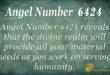 Angel Number 6424