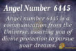 6445 angel number