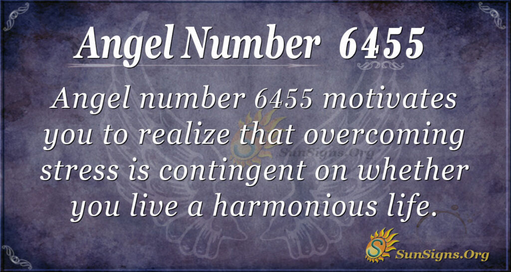 6455 angel number