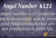 6525 angel number