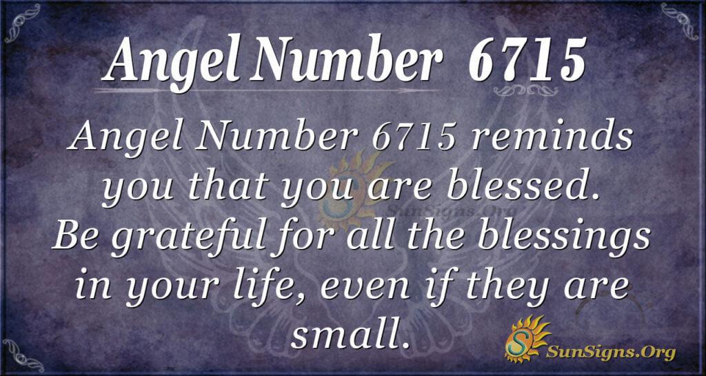 6715 angel number