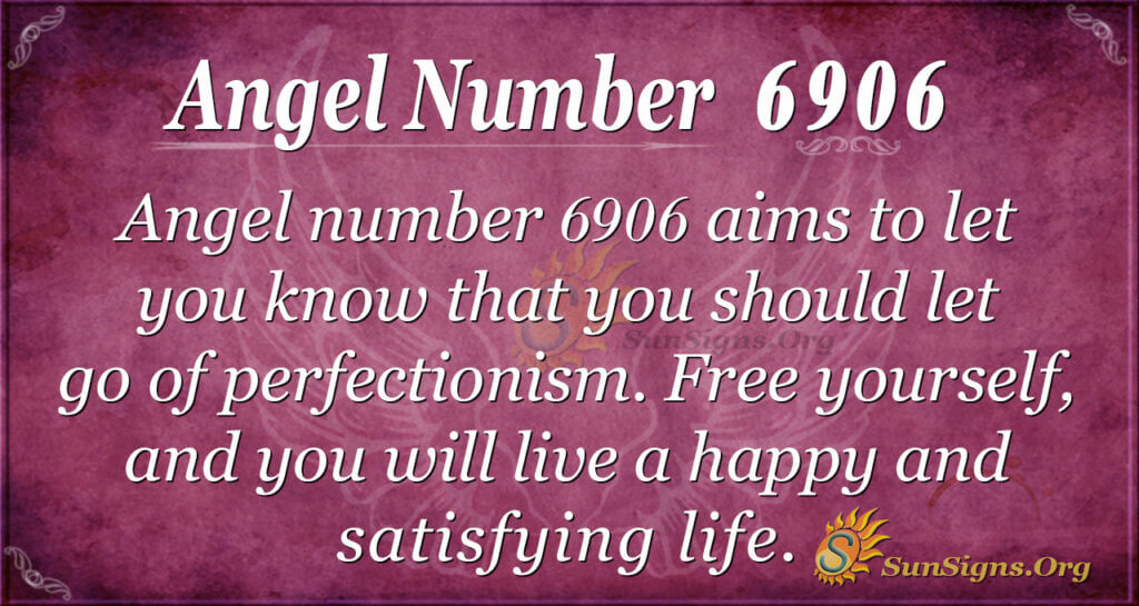 6906 angel number