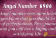 6906 angel number