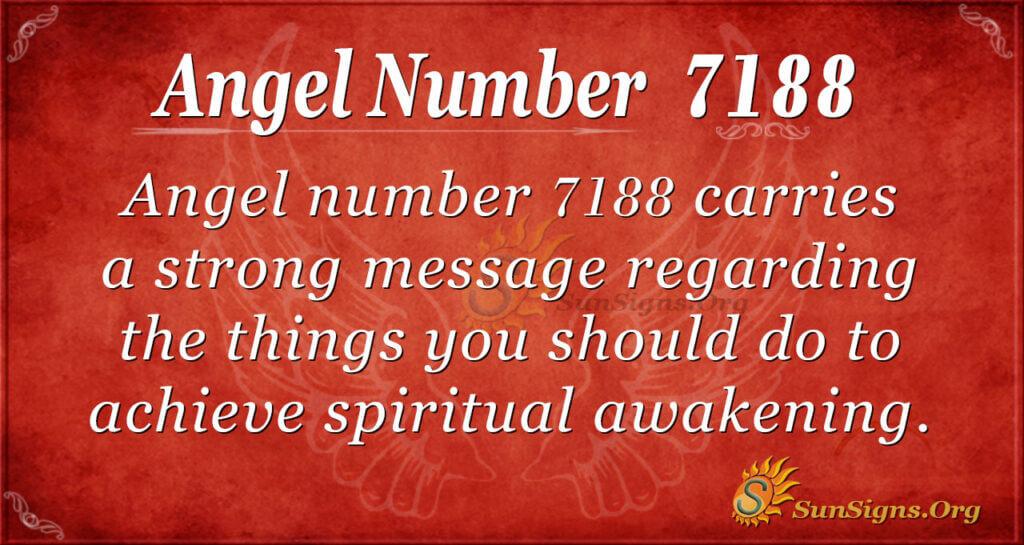 7188 angel number