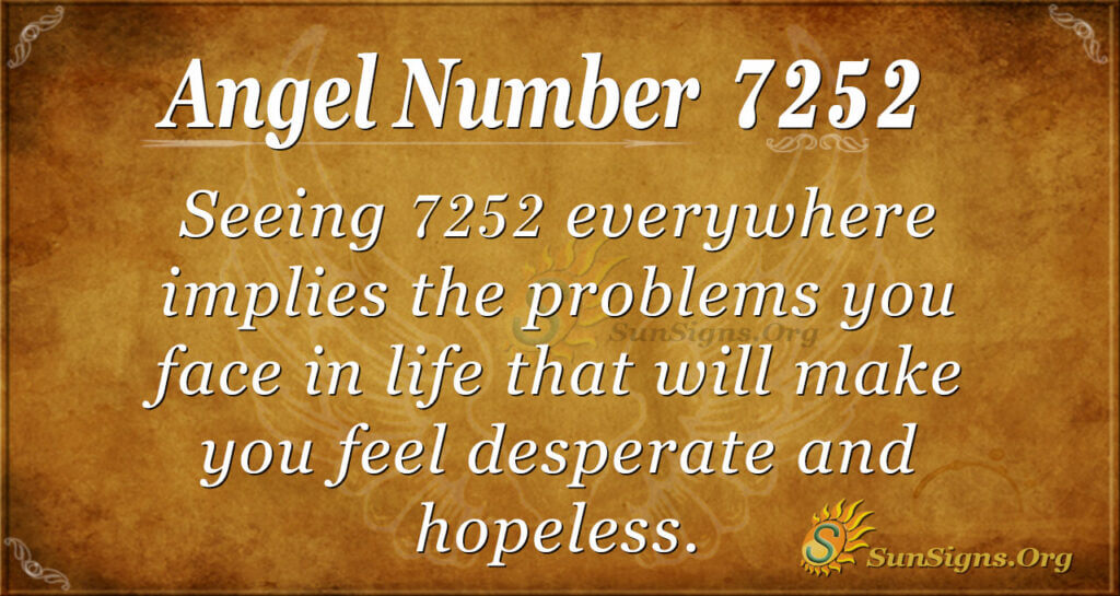 7252 angel number
